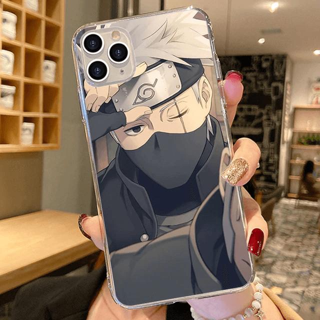 Photo of Team 7 Kakashi Hatake iPhone 12 (Mini, Pro & Pro Max) Case