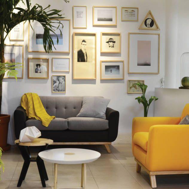 Salas Modernas: Ideas E Inspiración | Modern, Tes And Modern ... Deko Modern Living
