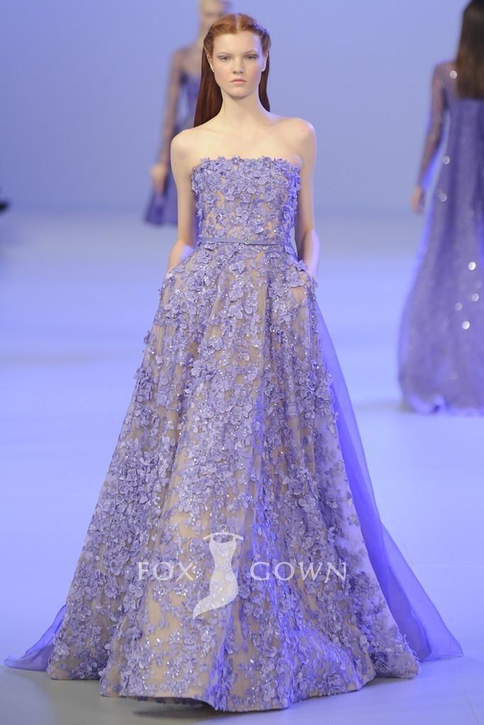 78 Best images about Evening Dress on Pinterest - Chiffon evening ...