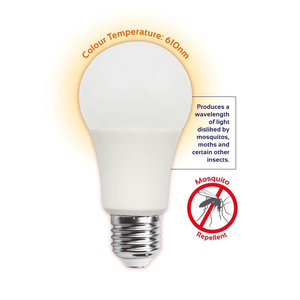 G193es Mosquito Repellent Globe 6w Led Mosquito Repellent Energy Efficient Lighting Led