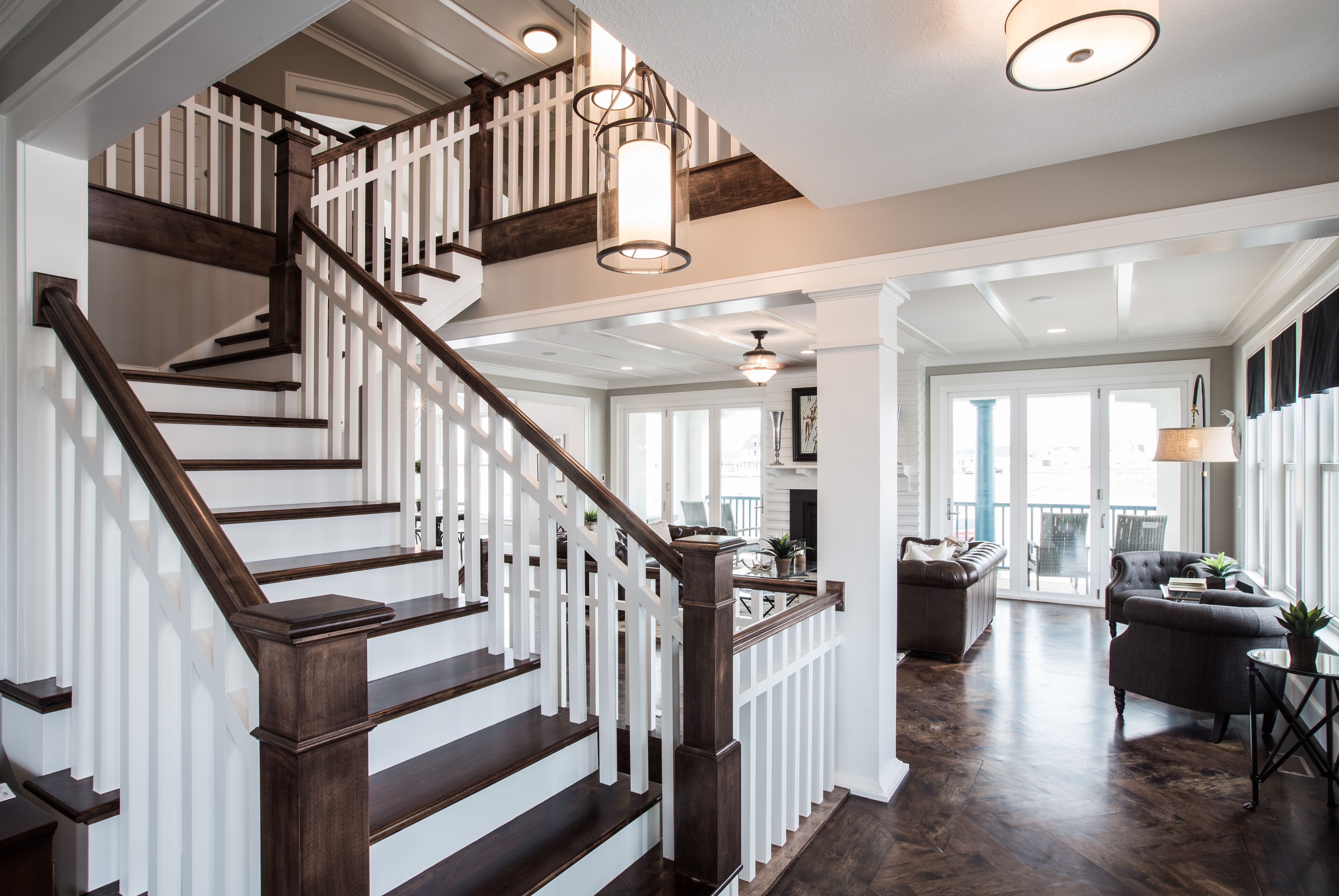 High Dining floor plan by Destination Homes at Lake Village. | New ...