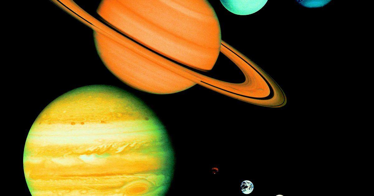 foto de Experimentos sobre los planetas universo Planetas