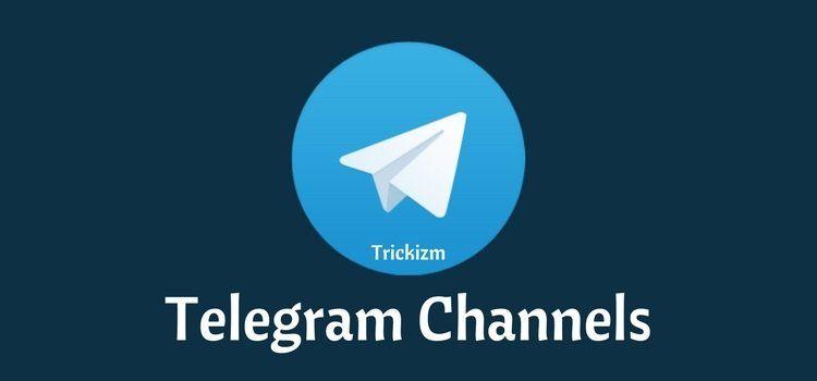 Telegram help channel