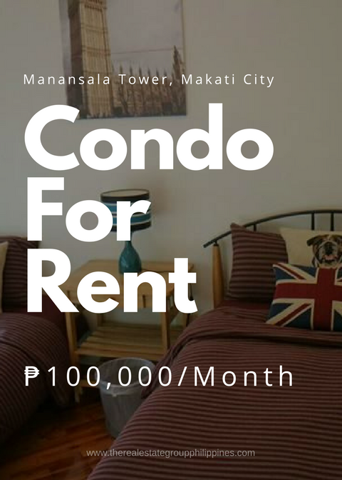 For Rent:  2BR Condo Manansala Tower Makati City 99 Sqm Fully Furnished 100000/Per Month  http://ift.tt/2rhEzzT