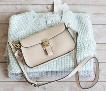 Inspiring picture cute, fashion, crossbody bag, spring, style, pastel mint sweater. Resolution: 500x334. Find the picture to your taste!