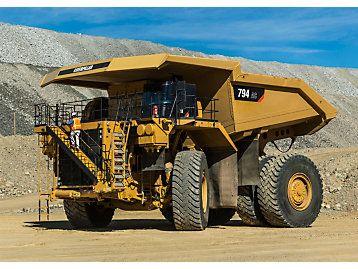 Cat | Cat 794 AC Mining Truck Proves Performance | Caterpillar