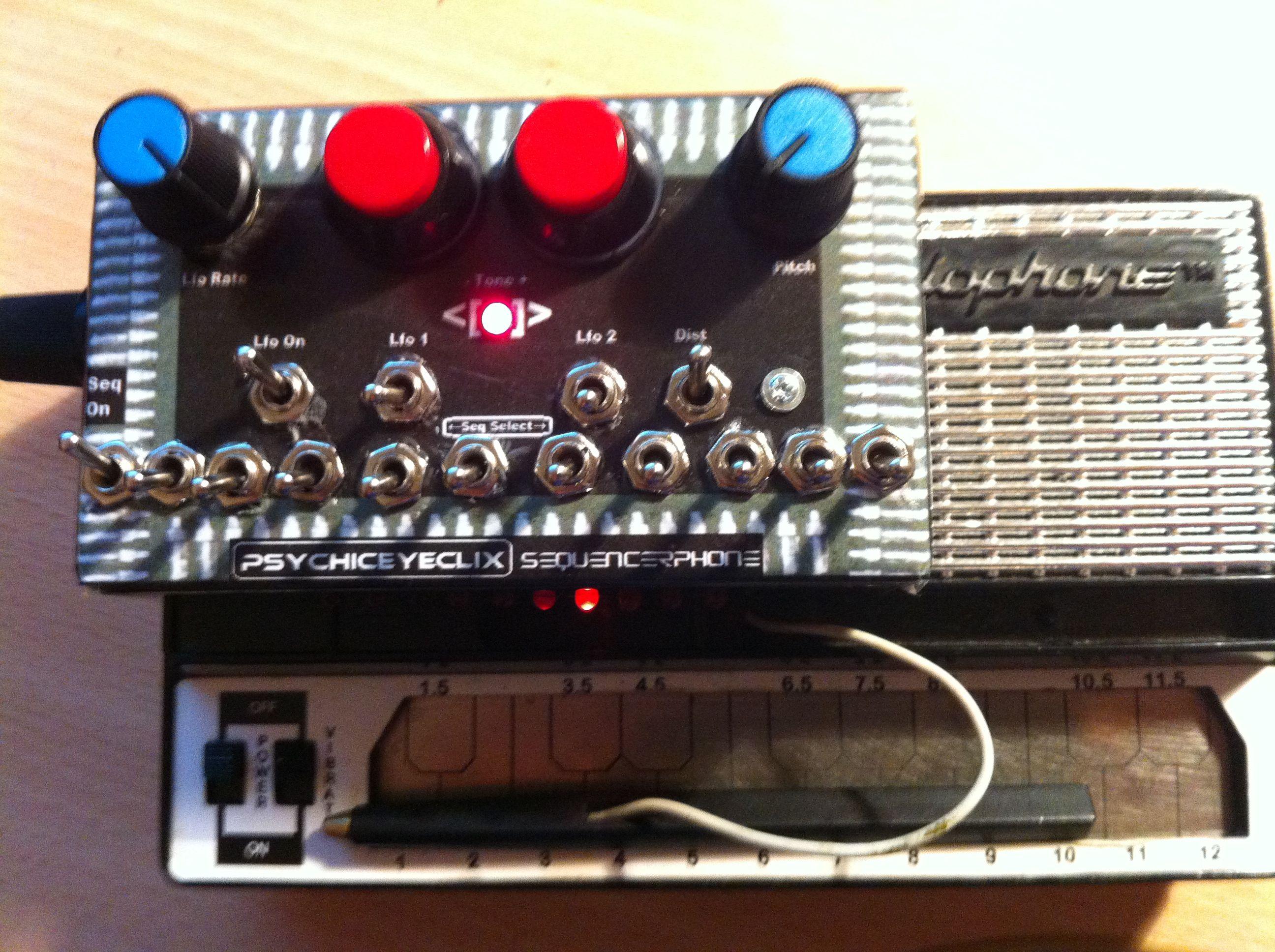 circuit bent korg monotron stylophone sequencers page 1 circuit rh pinterest com