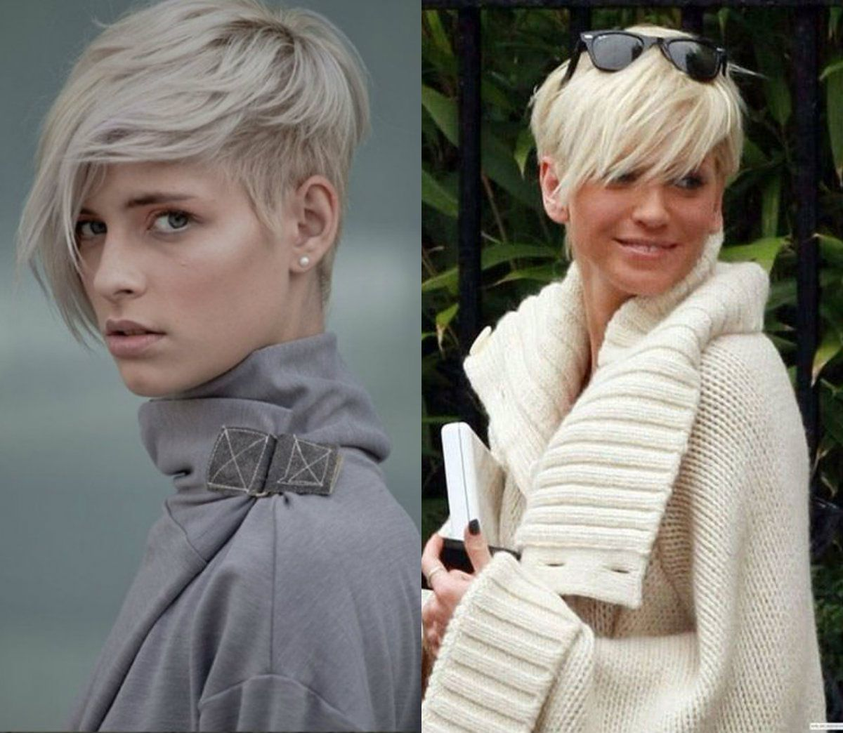 Hair Trends Fall 2019: Short Hair Trends 2017 You Can't Pass By