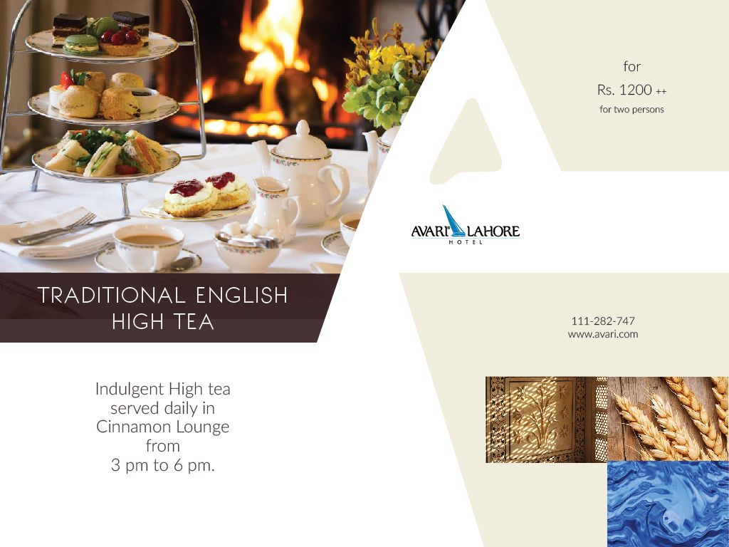 Rendezvous With Friends Discuss Business Or Simply Enjoy English High Tea At Cinnamon Avari Lahore Teatime High Tea English High Tea Traditional English