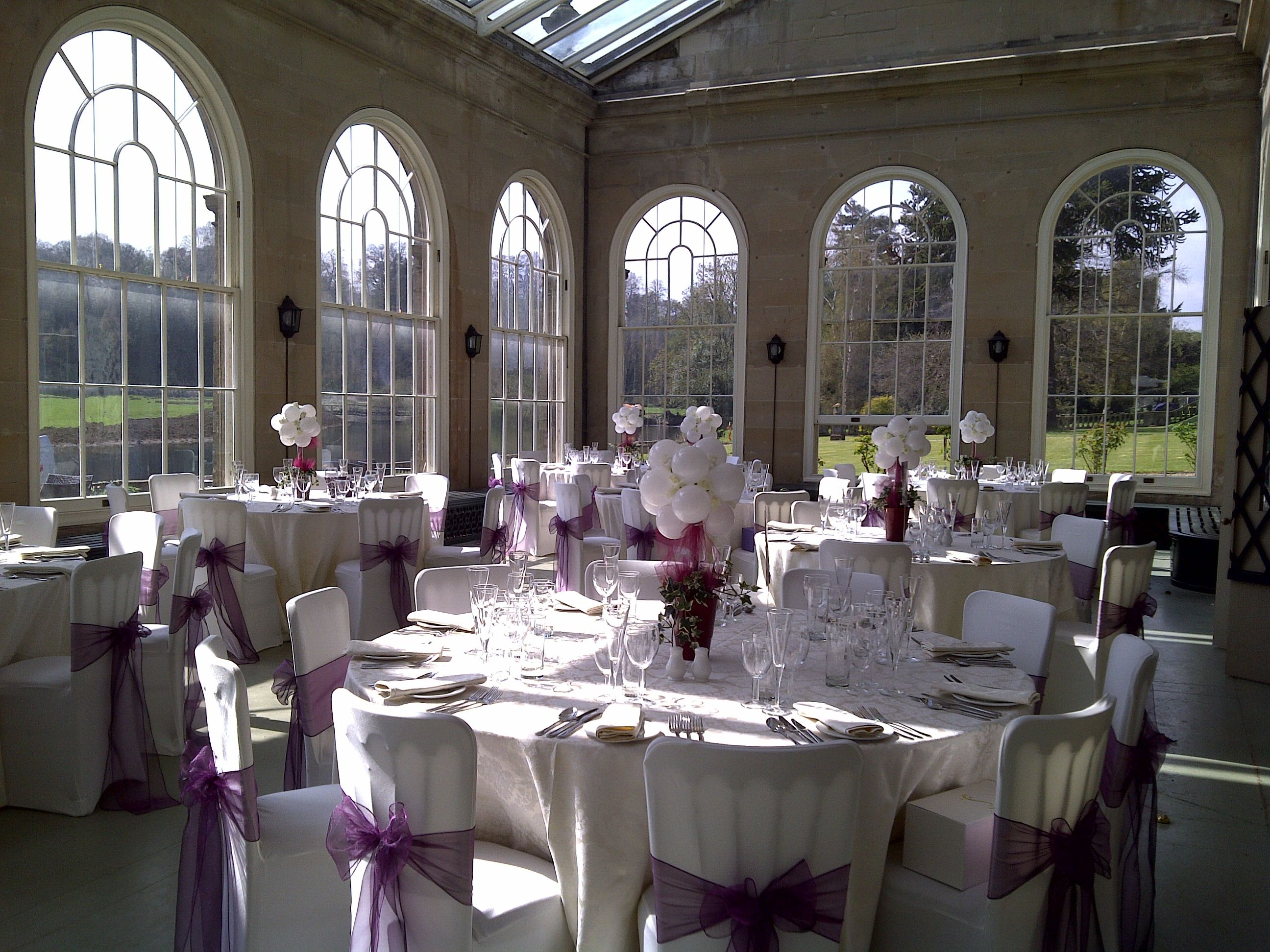 The Orangery At Stoneleigh Abbey Wedding Venues
