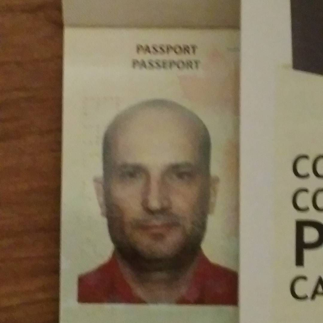 got my new passport came in what a terrible picture