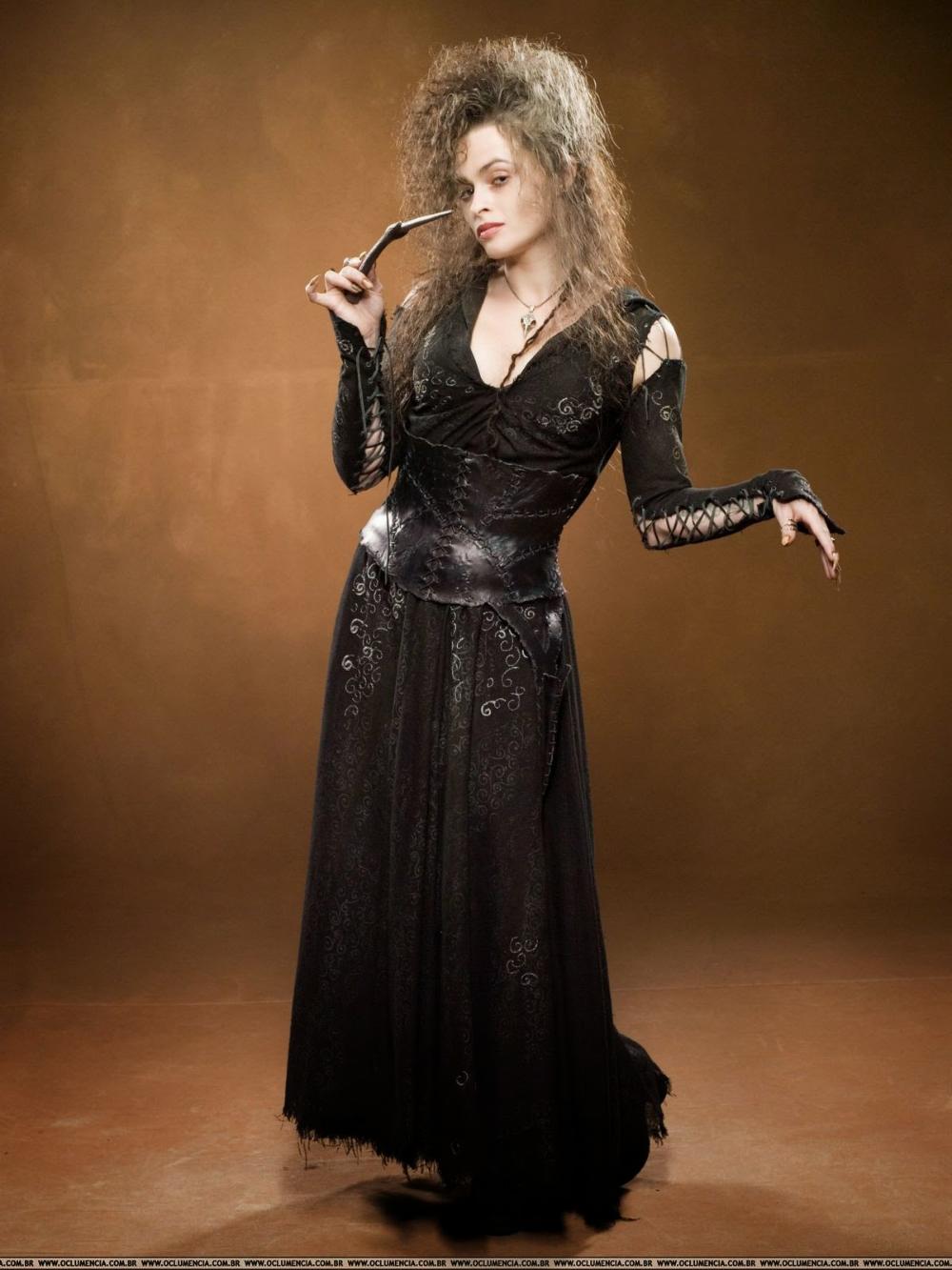 Chrix Design Bellatrix Lestrange Bellatrix Lestrange Bellatrix Lestrange Costume Harry Potter Costume