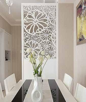 paneles de pared calados para cocina Ambiente Pinterest Walls