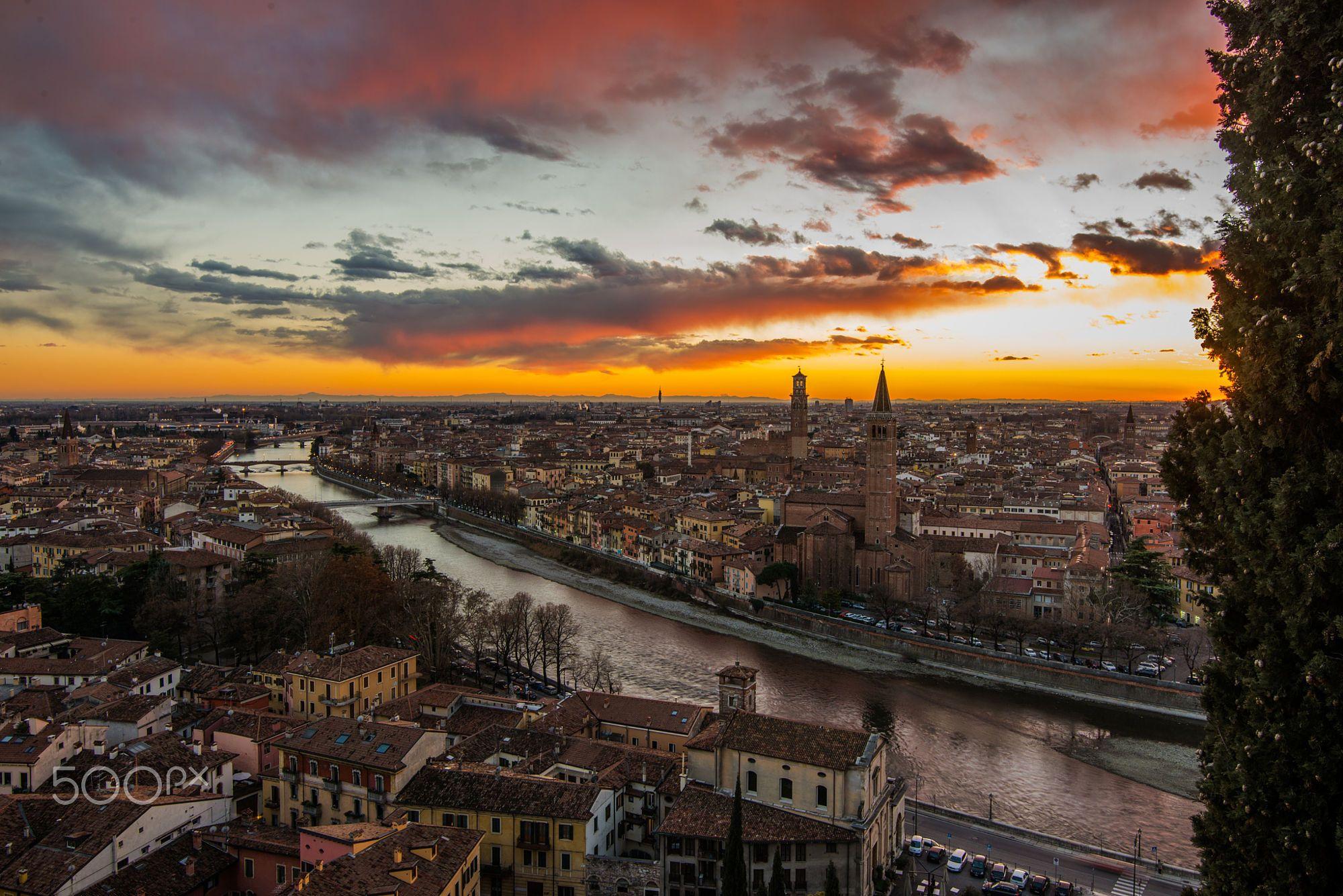 Olha que demais: I love Verona
