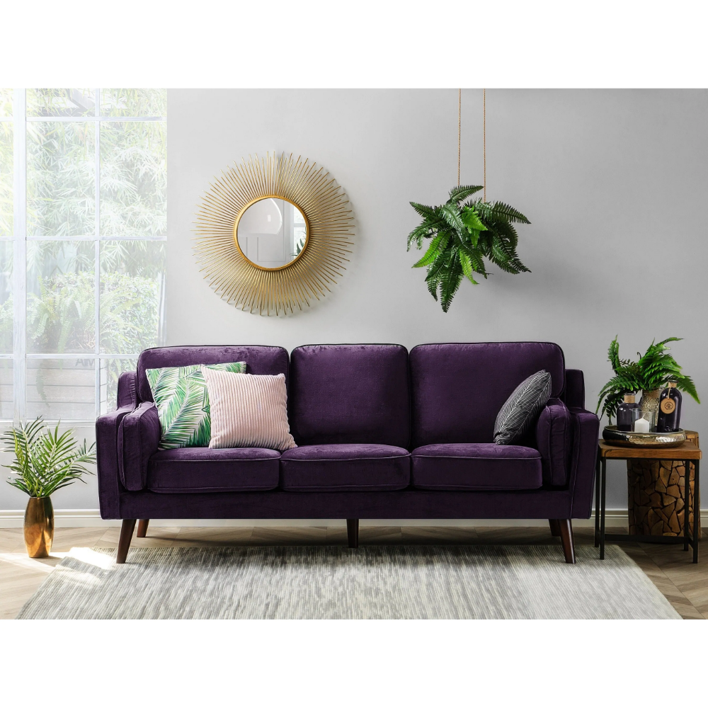 Pin On Gs #purple #couches #living #room