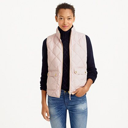 A lightweight down vest that's compact and easy to layer but still ... : down quilted vest - Adamdwight.com