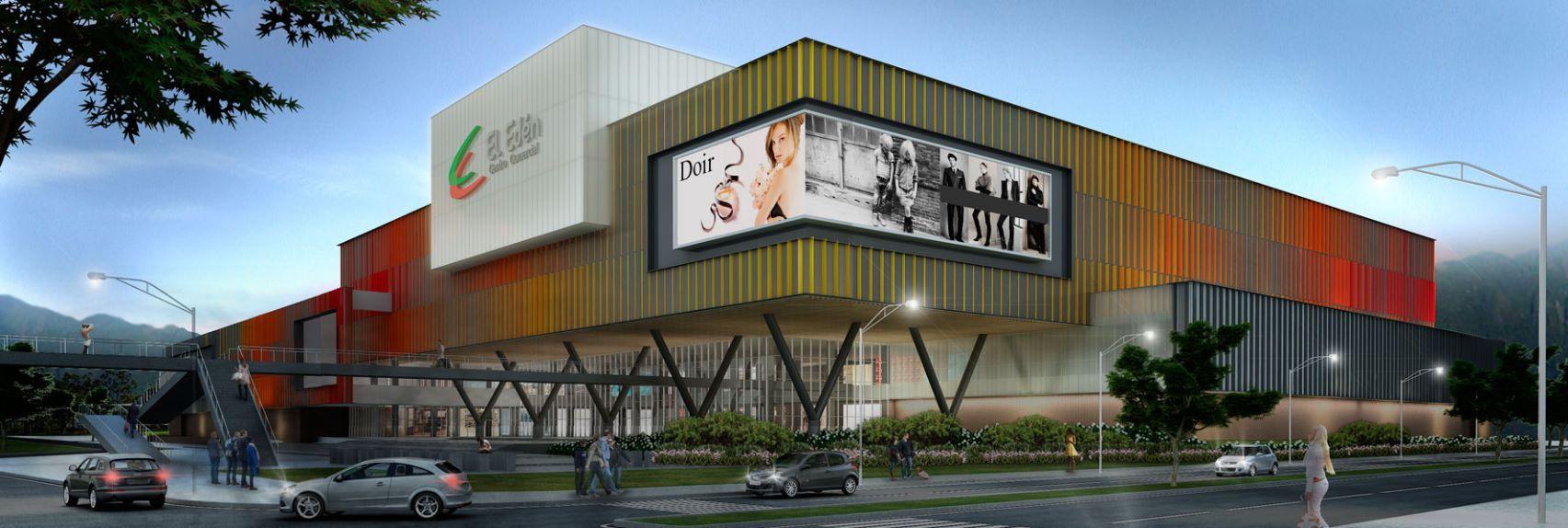 Resultado de imagen para edificios comerciales for Edificios minimalistas fotos