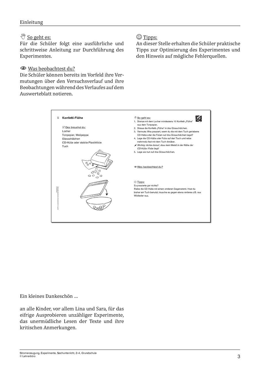 Fantastic Samen Beobachtung Arbeitsblatt Image - Kindergarten ...