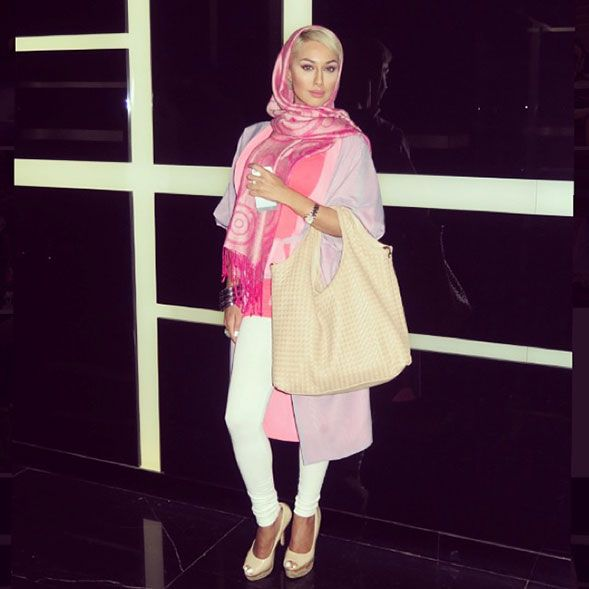 Sadaf Taherian Fashion Celebs Pretty