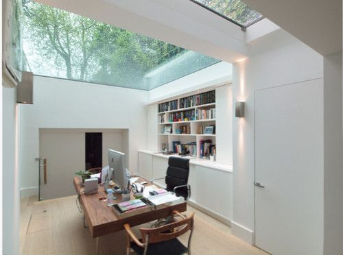 St John's Wood Private Residence - contemporary - home office - london - Janhoch Design