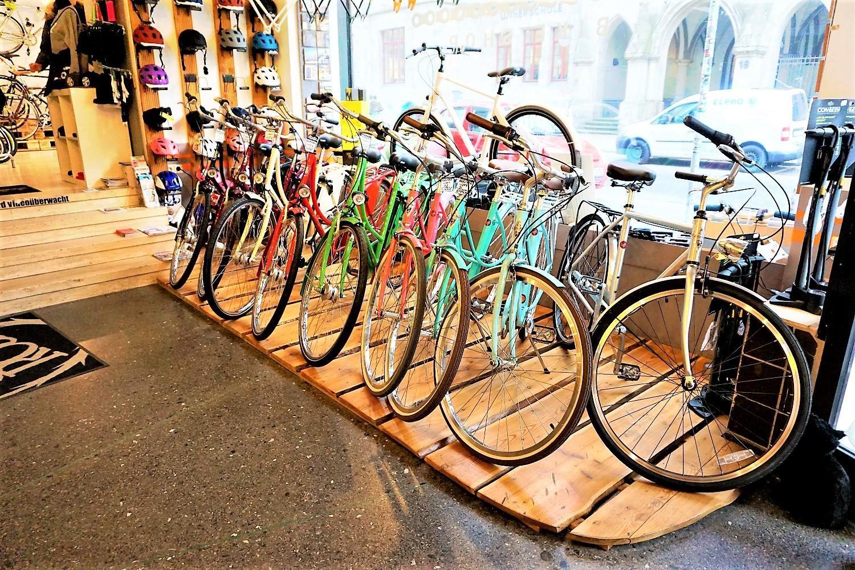 Der Style von Hannover ist... beim Bikers Base Shop