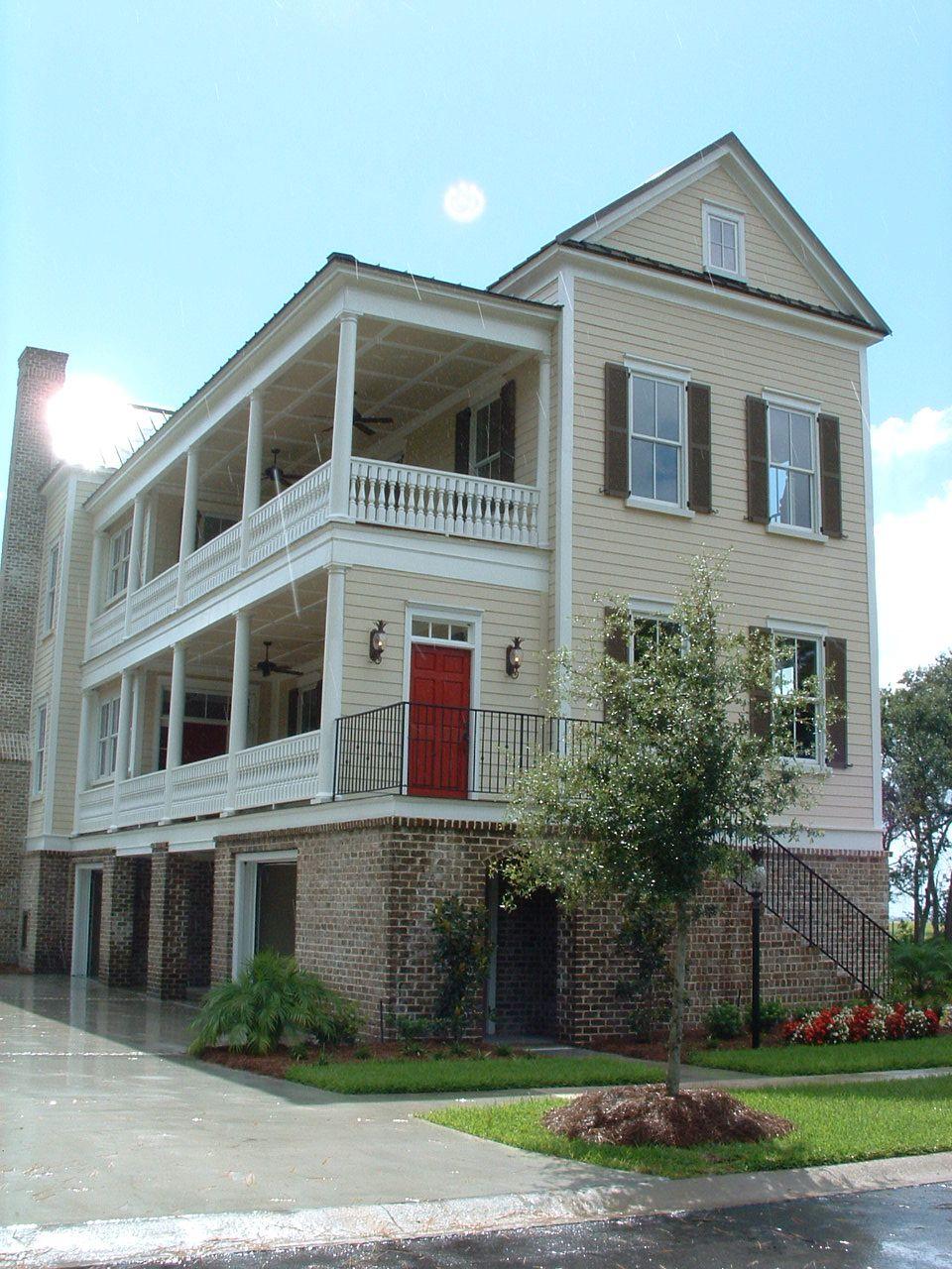 Marshview House Plan C0379 Design from Allison