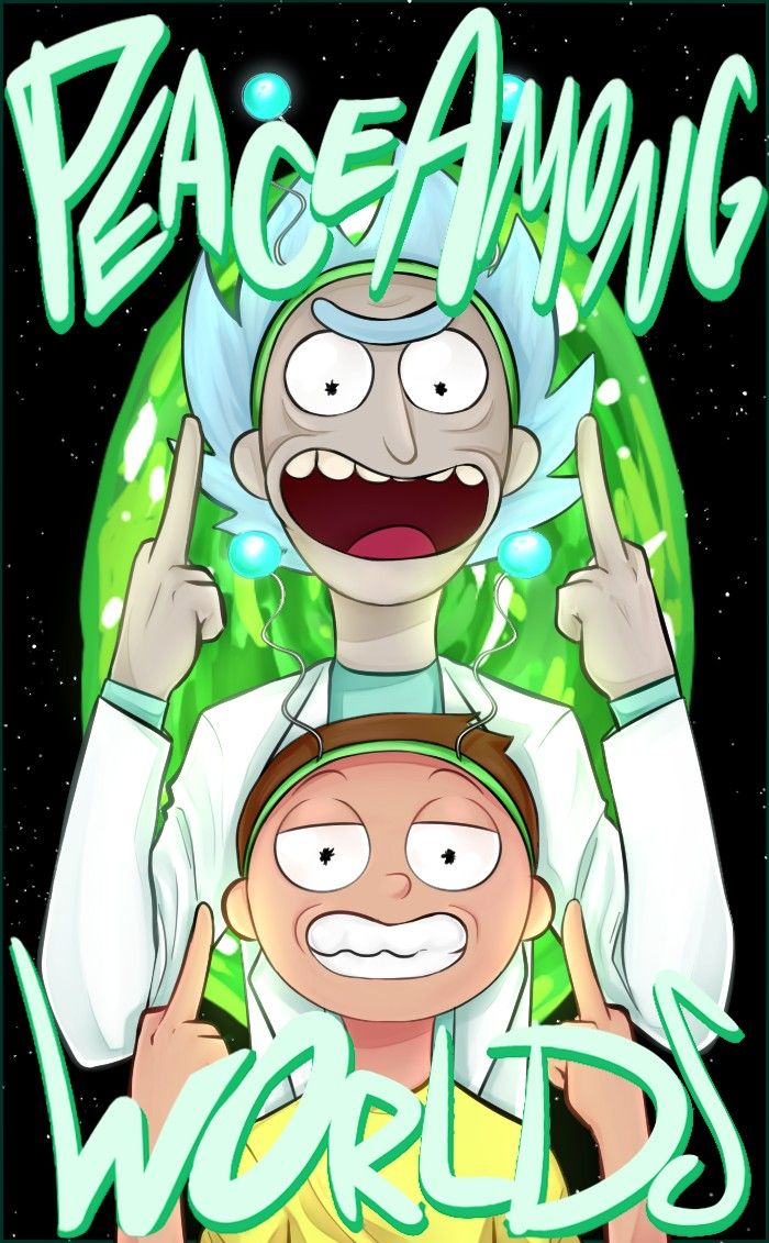 Rick And Morty Rick Morty Rick I Morty Cartoon