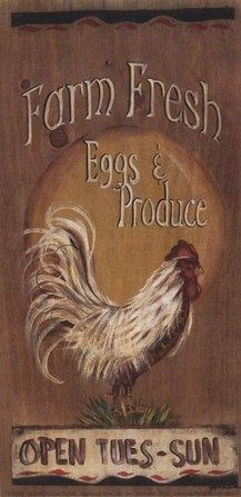 Farm Fresh Fine-Art Print by Grace Pullen at FulcrumGallery.com