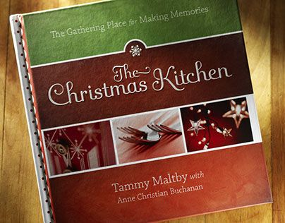 """Check out new work on my @Behance portfolio: """"The Christmas Kitchen"""" http://on.be.net/1jC9jom"""