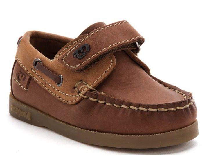 Zapatos marrones oficinas infantiles wxcLaG6