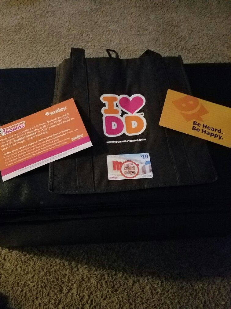 #freesample #smiley360 #dunkindonuts