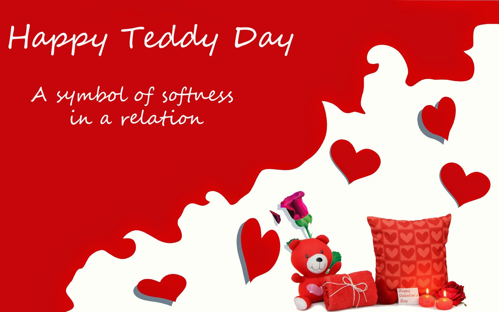 Happy Teddy Day A Symbol Of Softness In A Relationlentines Day