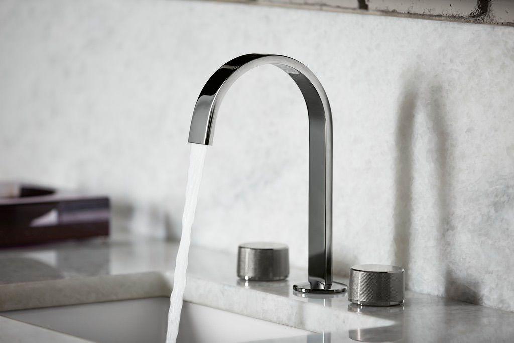 Kohler Components Ribbon Faucet W Oyl Handles Faucet Design