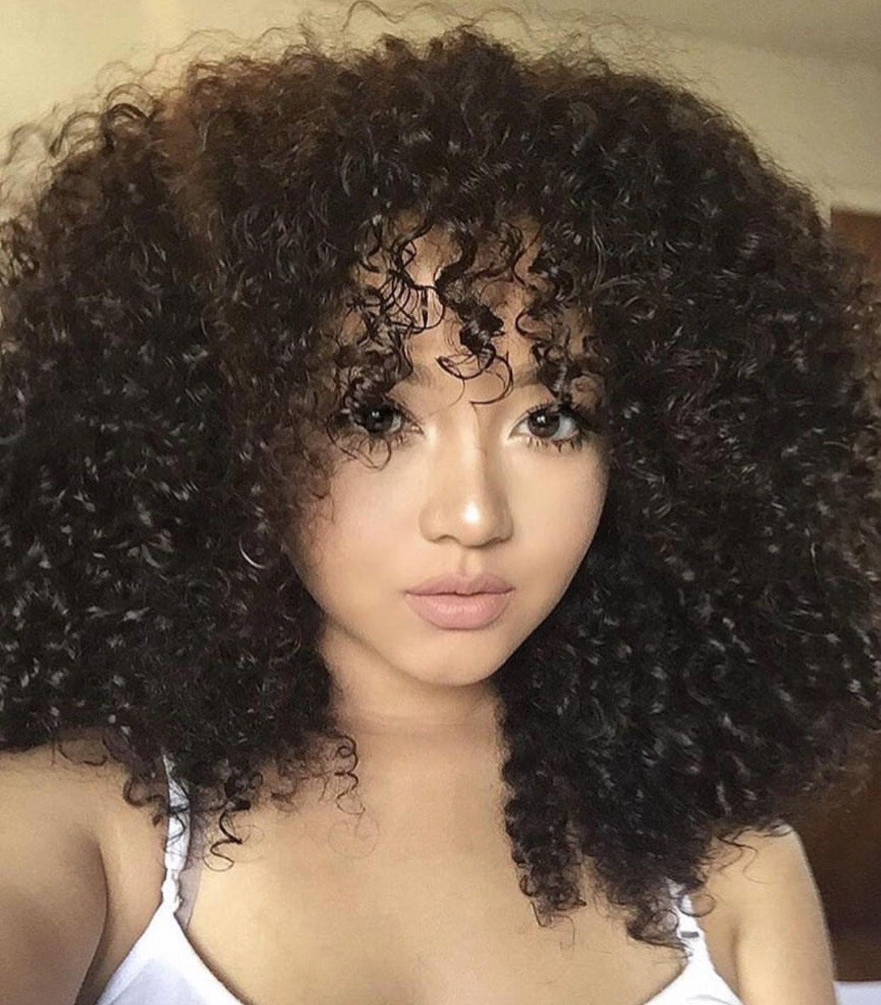 KHAYANDERSON Hair inspiration, Beautiful curly hair