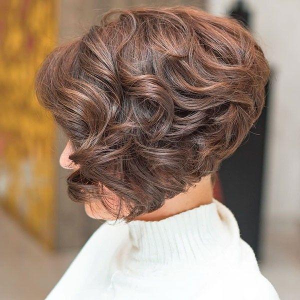 50 neue kurze Frisuren für Frauen 2019 in 2020   Frisuren ...