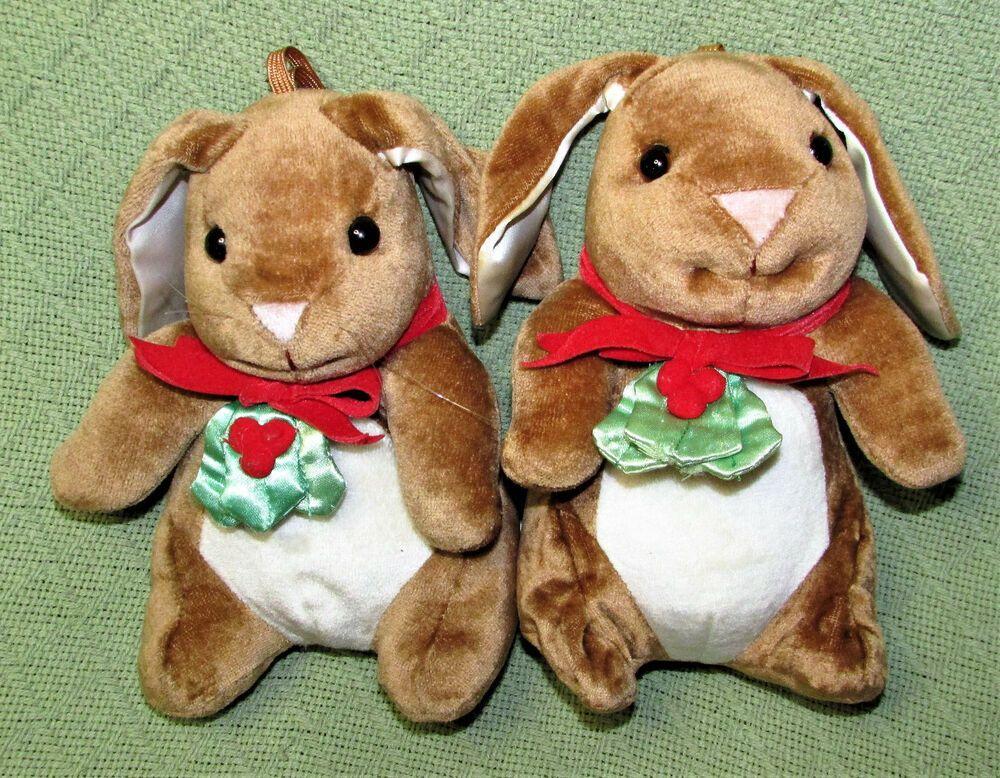 1985 Velveteen Rabbit Plush Stuffed Bunny Target Exclusive Rabbit Ears 8 Animal Rabbitears Rabbit Plush Rabbit Ears Bunny Plush