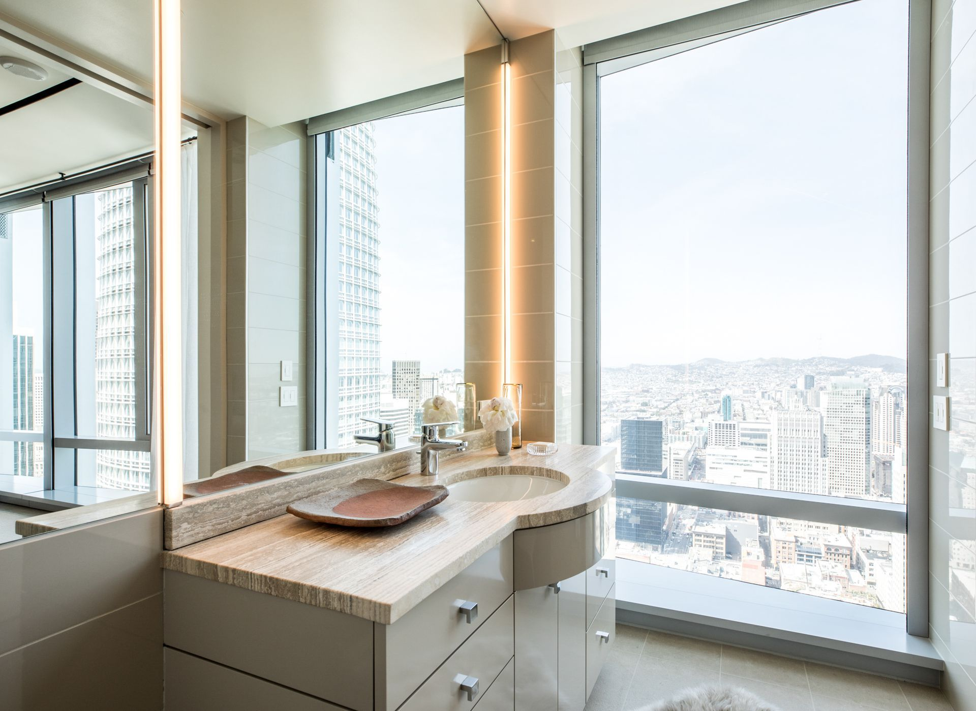 First Look San Francisco S Newest Luxury Condos Open At 181