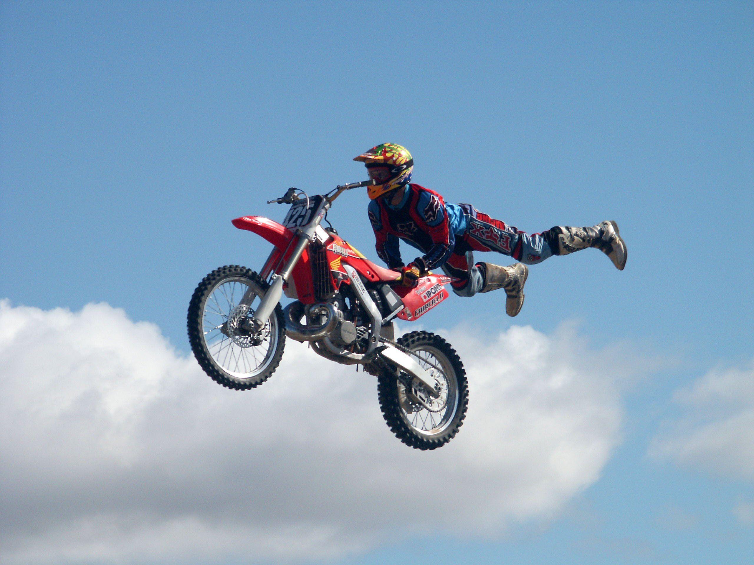 Freestyle Dirtbike Motocross Moto Bike Extreme Motorbike Dirt