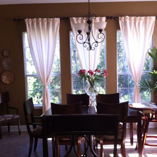 Tuscan Dinning Room Love Layout