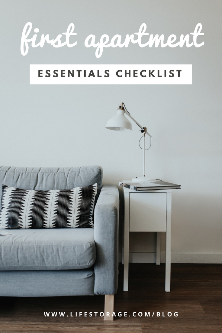 First Apartment Checklist For Renters On A Budget Home Decor