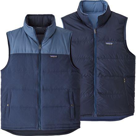Photo of Patagonia Bivy Down Reversible Vest – Men's