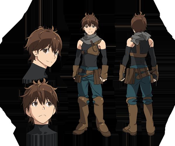 300 Hai To Gensou No Grimgar Ideas Anime Fantasy Manga