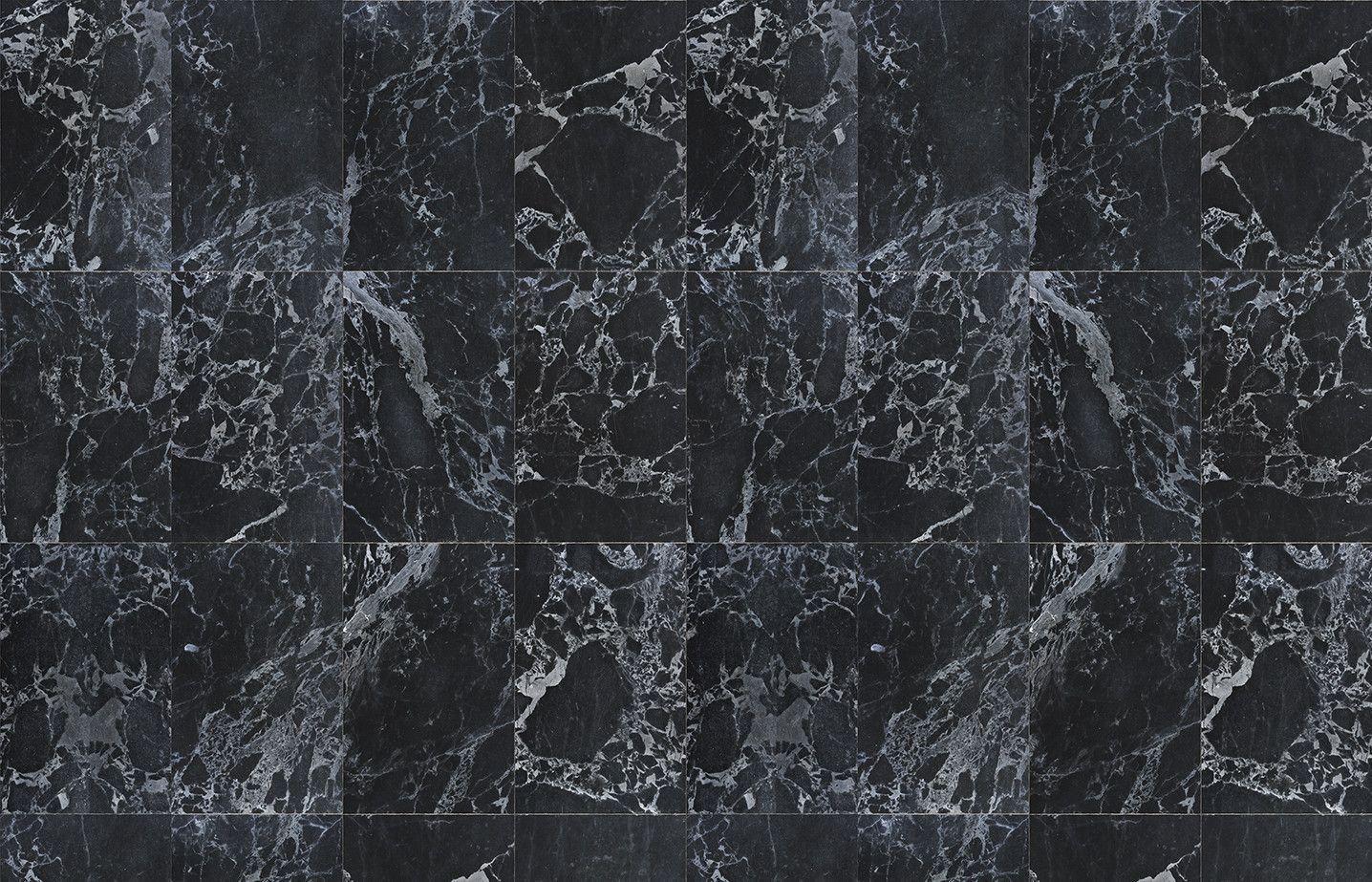 Black Marble Wallpaper Design By Piet Hein Eek For Nlxl Wallpaper Marble Wallpaper Black Marble Piet Hein Eek