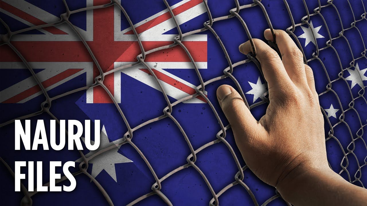 The Brutal Conditions In Australia's Offshore Detention