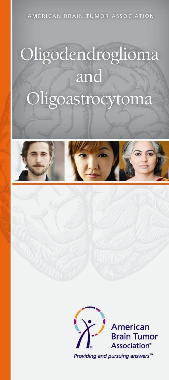 The ABTA's Oligodendroglioma & Oligoastrocytoma Publication Follow