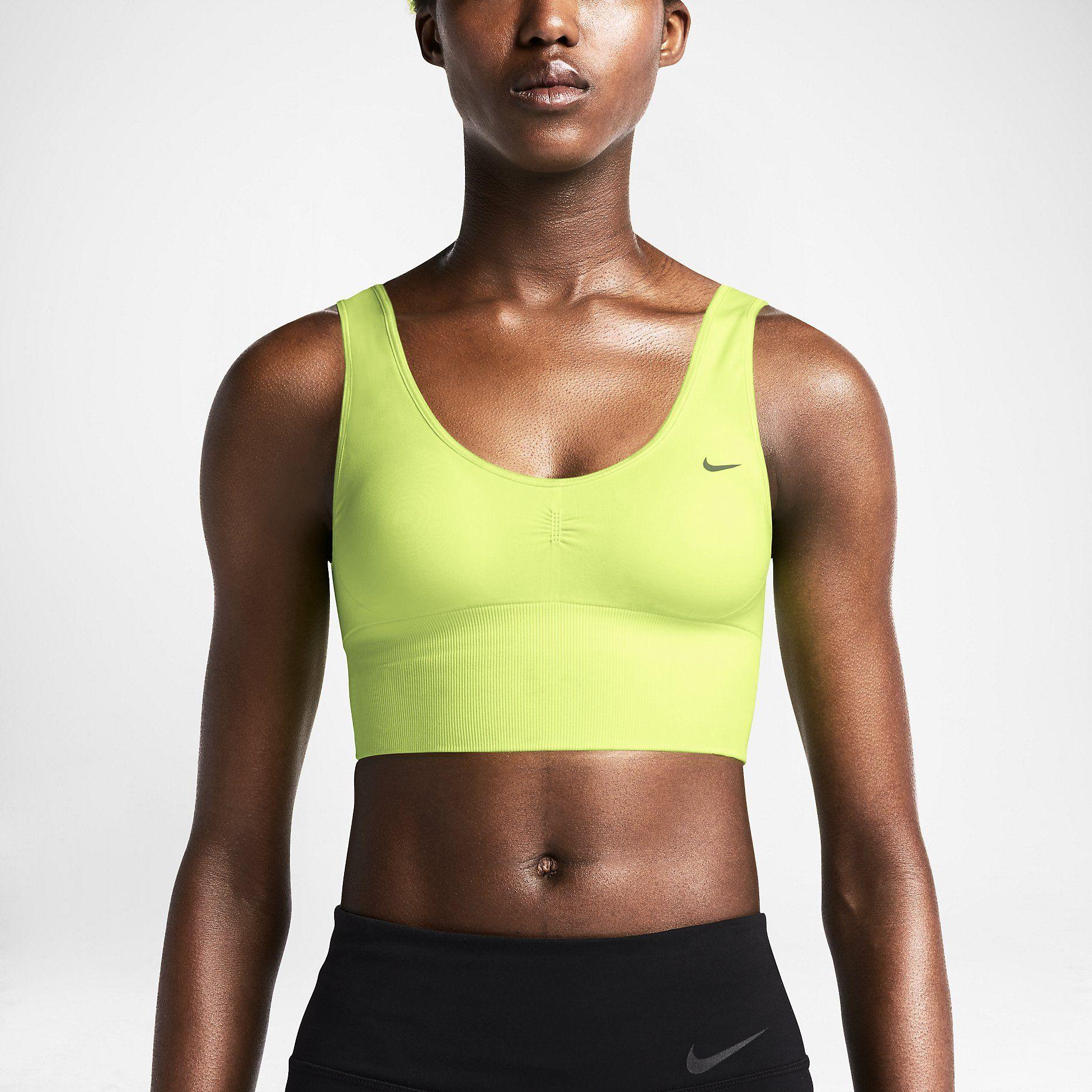 0245bdba5a Nike Seamless Women s Training Bralette. Nike Store