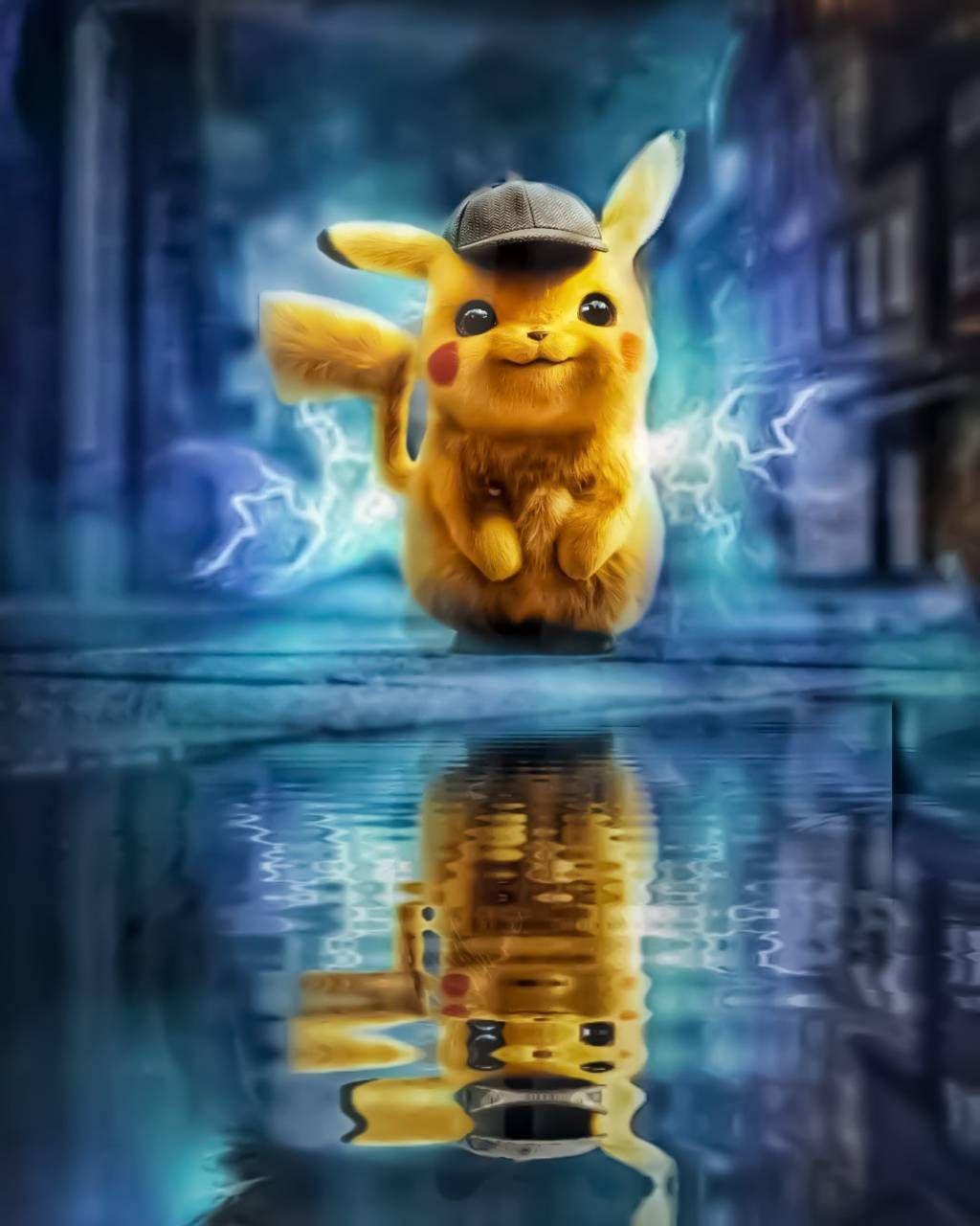 Pikachu Pikachu Wallpaper Pikachu Wallpaper Iphone Pikachu Art