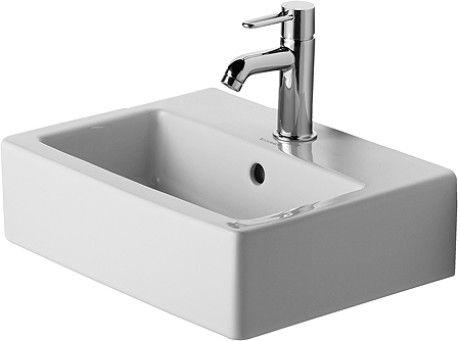 Vero Lave-mains meul� #070445 | Duravit