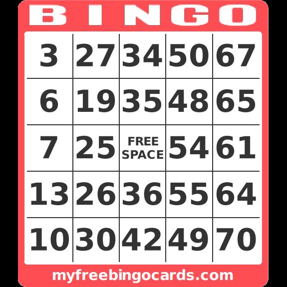 Myfreebingocards Com Free Custom Bingo Card Generator Bingo Card Template Free Bingo Cards Custom Bingo Cards