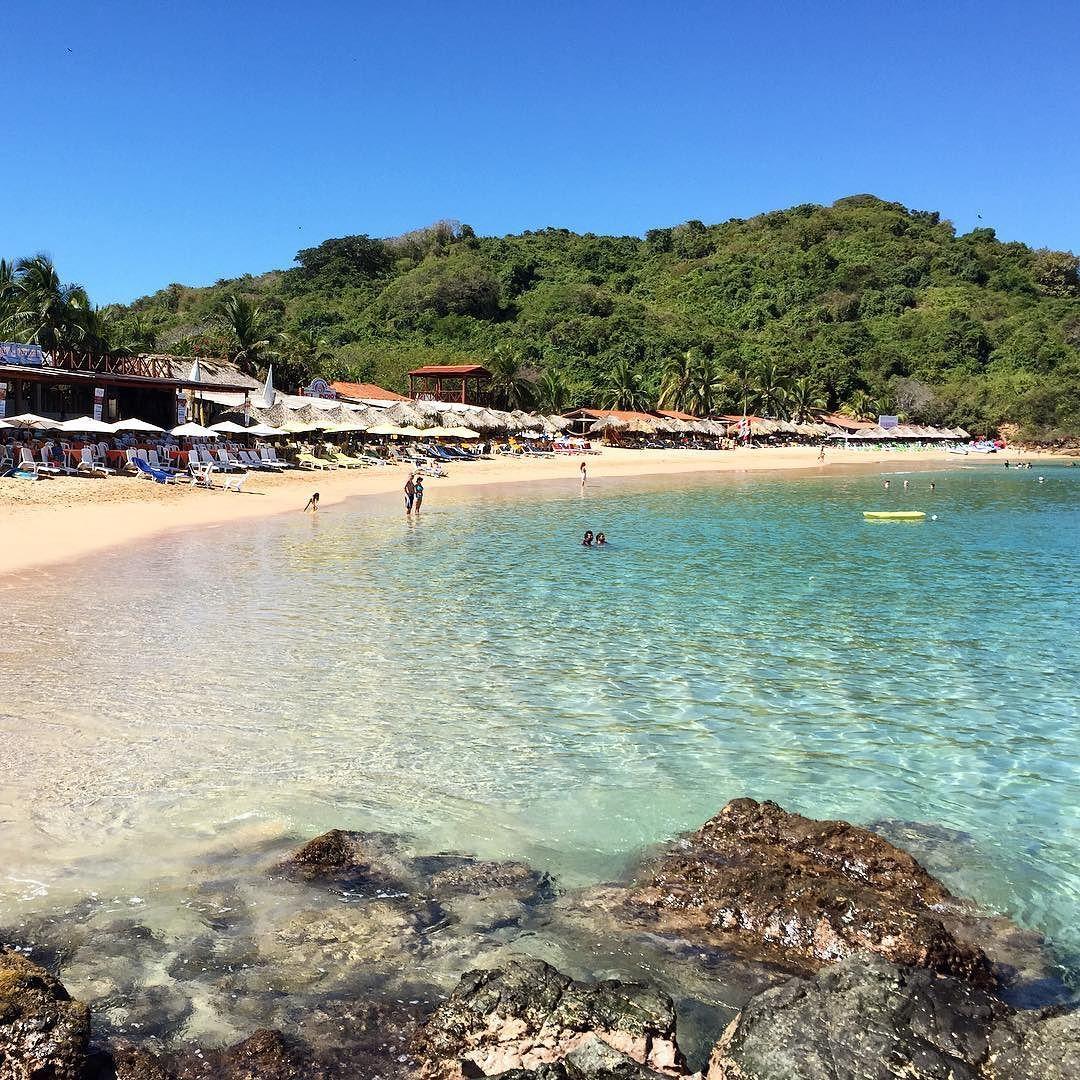 Isla Ixtapa, también conocida como Isla Grande.